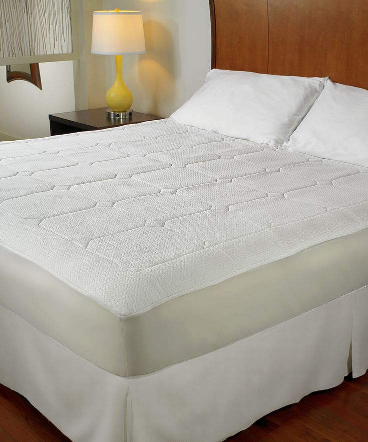 http://rubies.work/0621-multi-gemstone-ring/ White Pure Rest Premier Quilted Memory Foam Mattress Pad