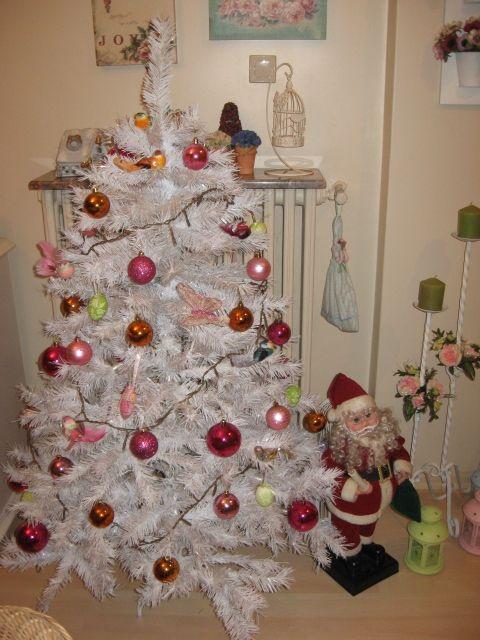 2011-2012 Finally I bought a white tree:)