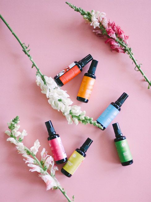 LOTUS WEI   They are on a flowerevolution spree with the beautiful flower elixirs, oils and mists