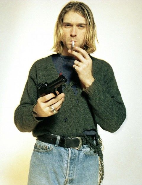 Kurt Cobain – The Last Shooting @ Addict Galerie (Paris) | Ozarts Etc