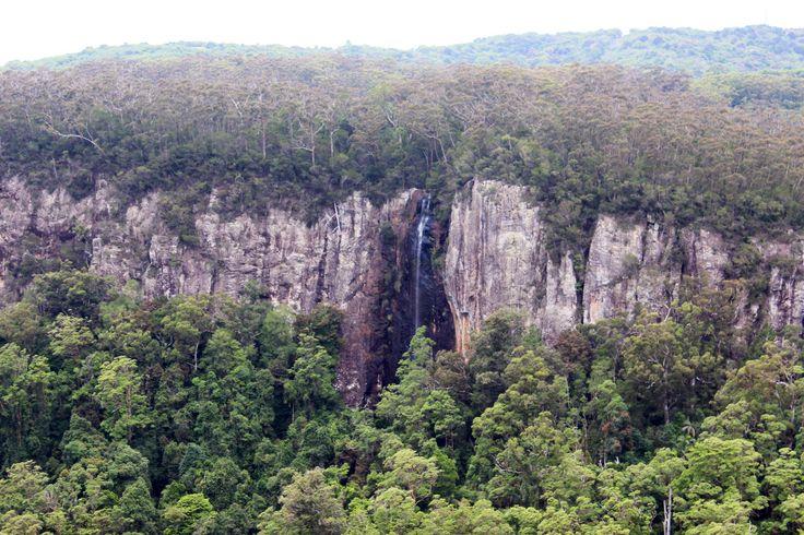 Canyon lookout, Springbrook National Park, Queensland Australia