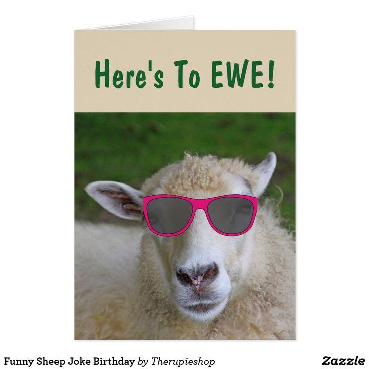 Funny sheep jokes - photo#48