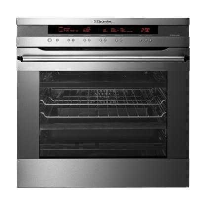 electrolux eLine pyro oven