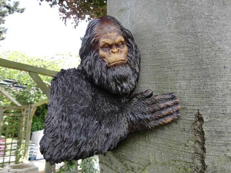 Yeti Yard Statues | If Youu0027ve Never Personally Spotted Bigfoot, Perhaps  Itu0027s Just