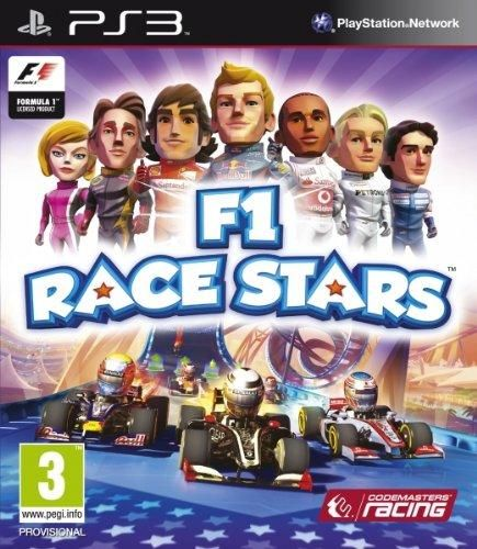 F1 Race Stars Game for PS3 / Playstation 3 (UK)
