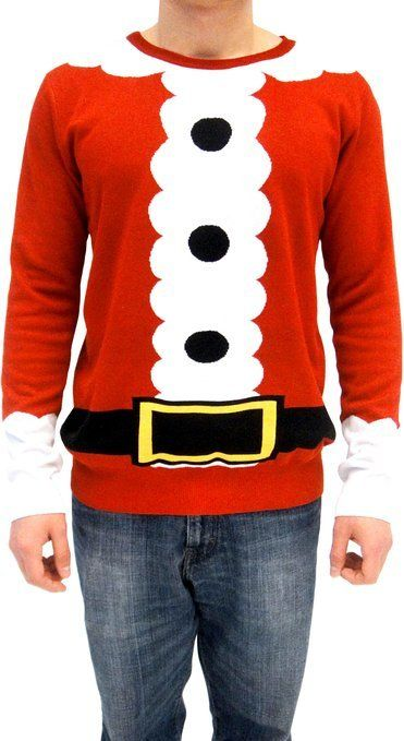 santa suit Ugly Sweater