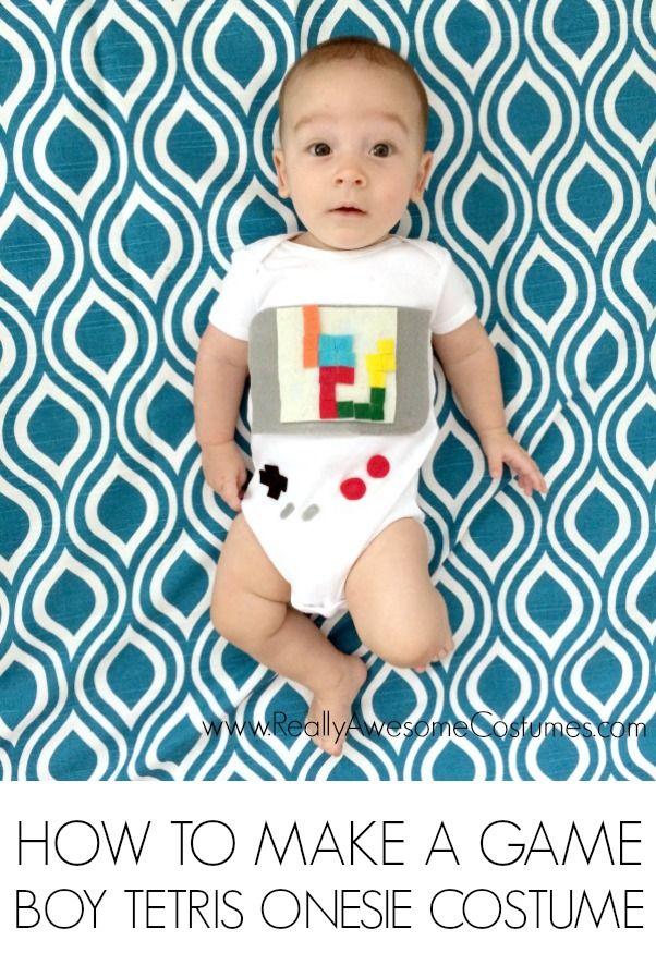 203 best diy halloween costumes images on pinterest halloween easy diy baby costume made with a oneisie solutioingenieria Gallery