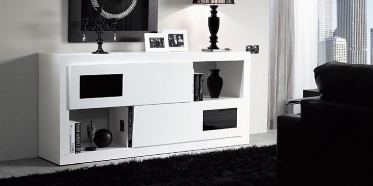 Aparador moderno vm 02 aparadores salones ofrecido por - Muebles mobel 6000 ...