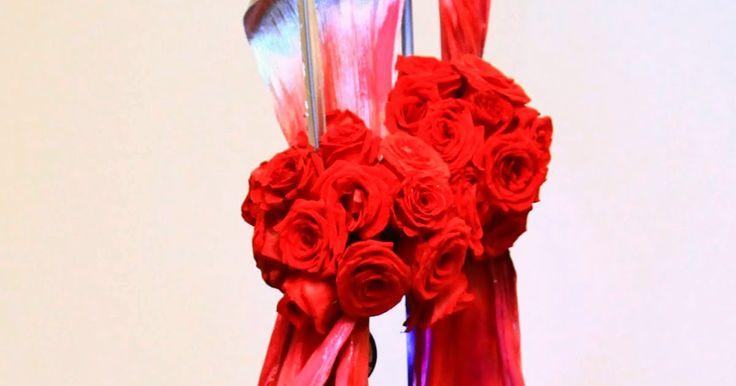 """Diseño creativo a Gusto del expositor, opción roseta Selección del Diseñador """"EMOTIVAS"""" Mary Esther de Herrera Panamá, Club ..."""