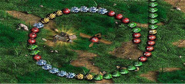 Привычная стрелялка шариками превратилась в интересную головоломку, для прохождения которой надо быстро считать. По дороге движется целая полоса цветных мячиков, на которых указаны числа. Вы не должны обращать внимание на цвет, он не играет роли. В основе всего простая математика и ваше умение складывать цифры до десяти. Играйте бесплатно в эту игру на нашем сайте здесь http://woravel.ru/matematicheskaya-zuma/