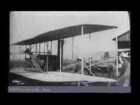 Primo Volo a Centocelle dei fratelli Wright 1909