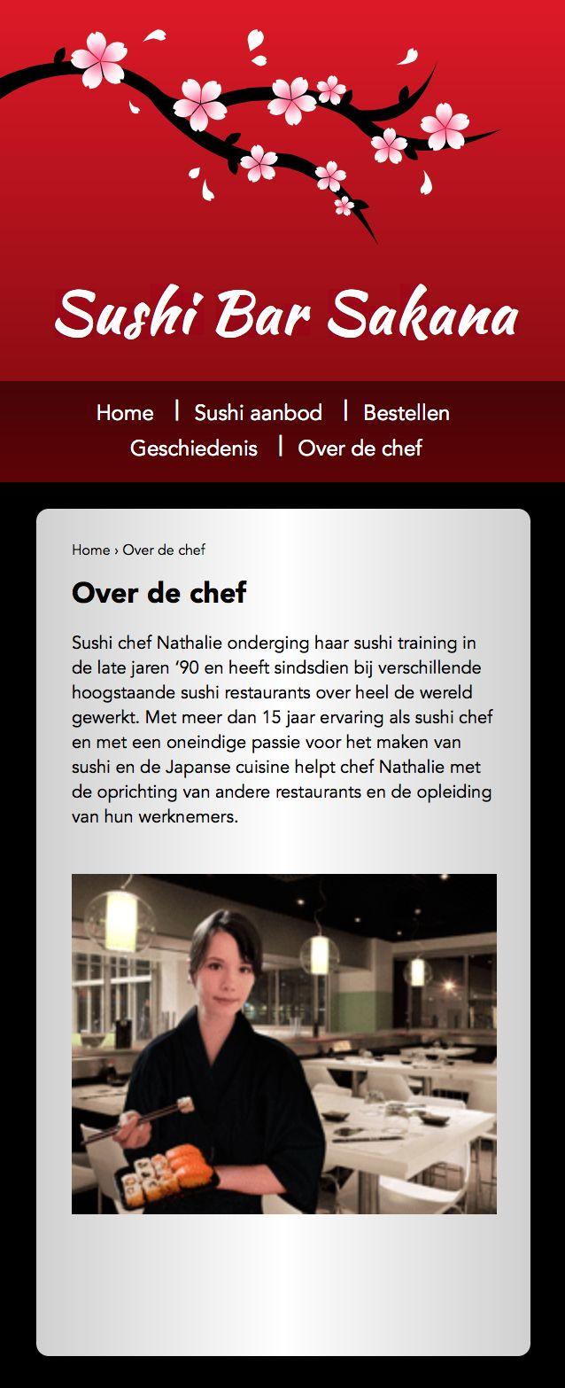 Webdesign - Sushi Bar Sakana (mobiel)  http://www.arteveldehogeschool.be/campusGDM/studenten_201415/nathdbae/webdesign1/examenopdracht/WebsiteSakana/mobielindex.html