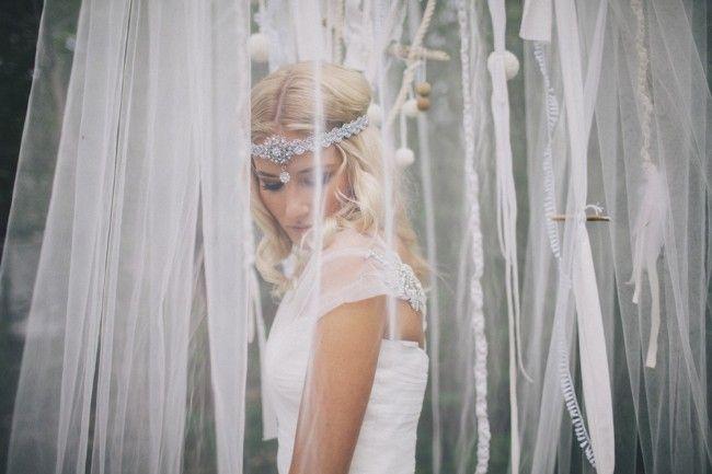 Karen Willis Holmes, Angelina Silk Size 10 Wedding Dress For Sale   Still White Australia