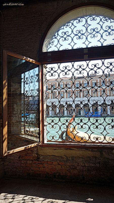 Vista veneciana. http://www.venecia.travel/ #viajar #Venecia #Italia