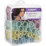 Conair Brush Rollers, Curl & Body 36 pieces by Conair