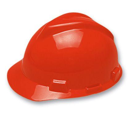Proteccion para la cabeza. Cascos con y sin Rache, dieléctricos,  con barbuquejos.