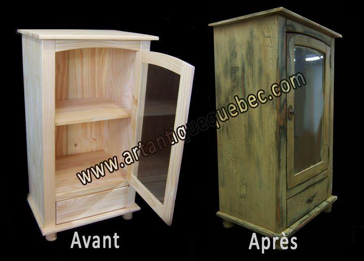 meuble patine ancienne la peinture de lait couleur vert. Black Bedroom Furniture Sets. Home Design Ideas