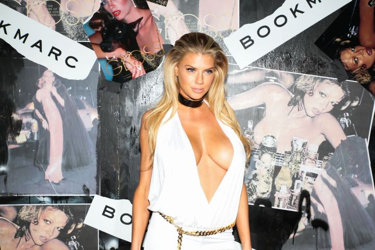 Charlotte McKinney attends the 'The Work Of Chris Von Wangenheim' Book Launch Party