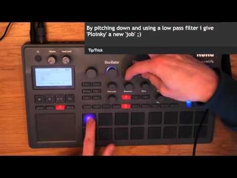 Korg Electribe 2 Tutorial   Berlin Techno - YouTube