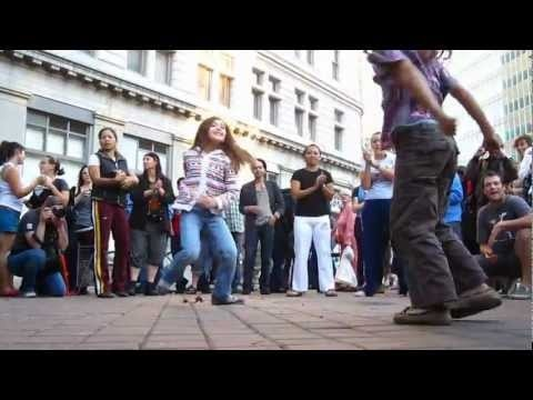 Capoeira Video of the Week