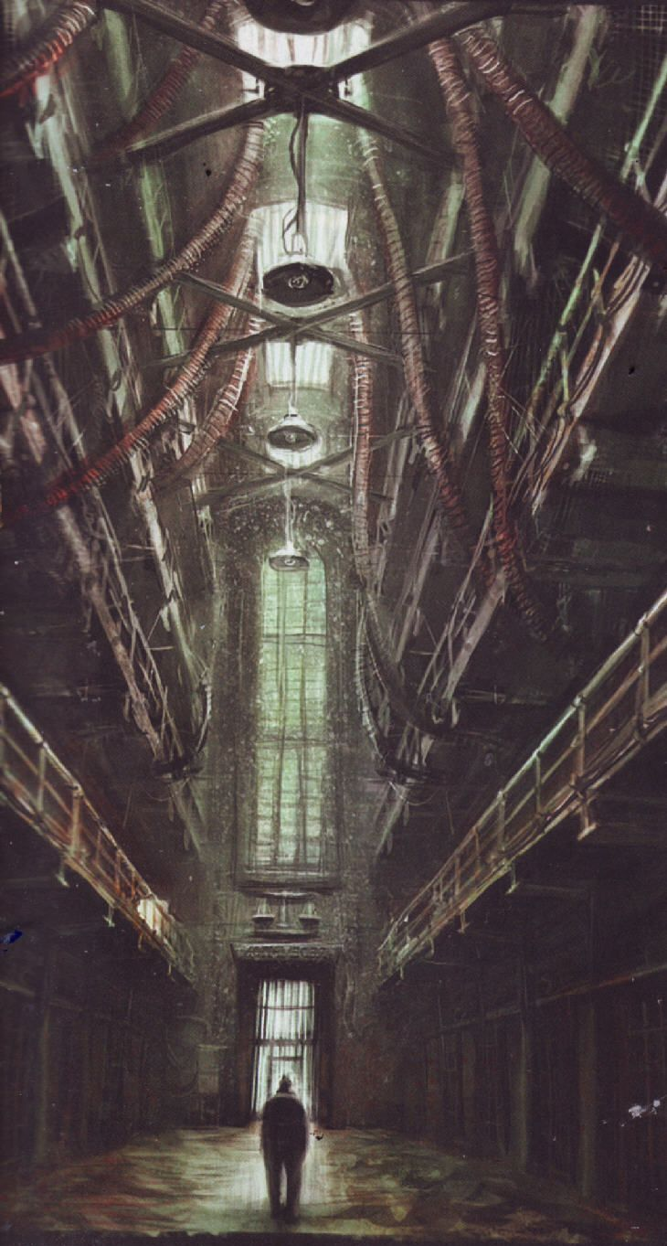inspirations - saveroomminibar: Silent Hill Downpour....