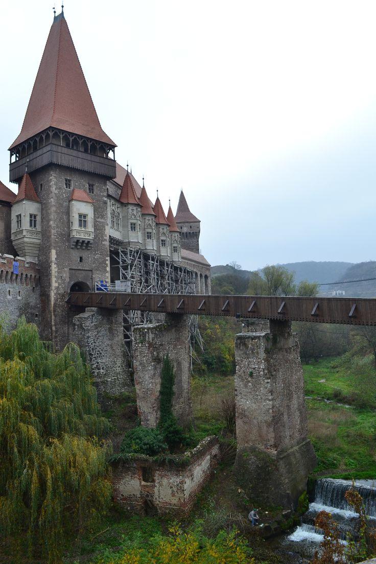 Corvin Castle, Romania http://www.touringromania.com/regions/transylvania.html
