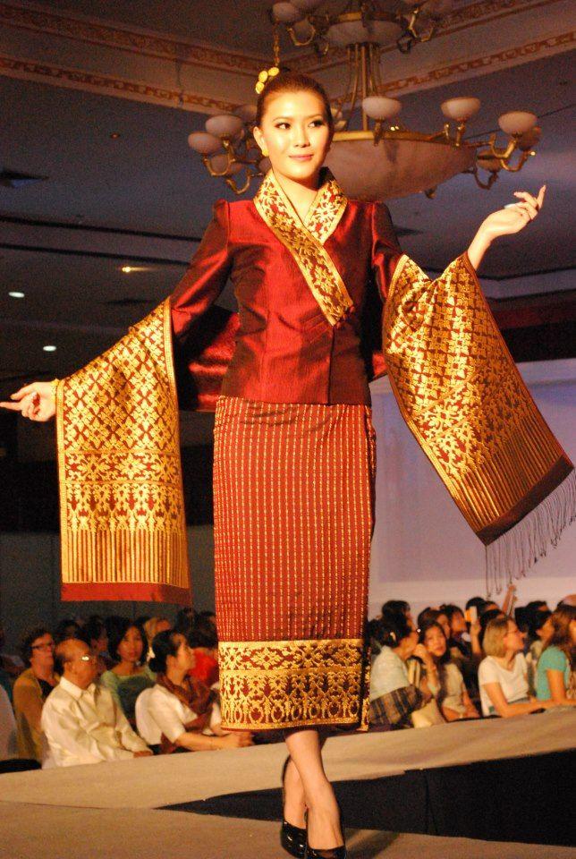 103 best lao dress laos images on pinterest laos for Laos wedding dress for sale