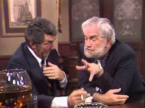 Dean Martin And Foster Brooks - The Bar/Brain Surgeon : Video Clips From The Coolest One