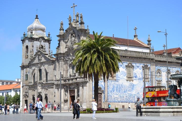 Igreja do Carmo, Porto, Portugal.