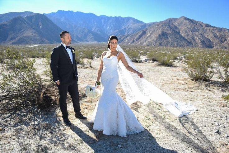 "CAPTIVATING MOMENTS || ""You are my today and all of my tomorrows"" -Leo Christopher"" || Ceremony: #SaintGarabedArmenianApostolicChurch | Reception: #rivierahotelpalmsprings | PhotoVideo: @armenphoto | WeddingPlanner: @hwsevents |Florist: @shawnayamamoto | Entertainment: @HaroutPamboukjian@stevebasmadjian |Calligraphy: @calligkatrina | Stationery: @wrappedupindetails | Cake: @rafispastry | Bridal Bridesmaid FlowerGirlsGowns: @RMINE | Makeup: @makeupby_kd | Hair: @charmed_lil…"