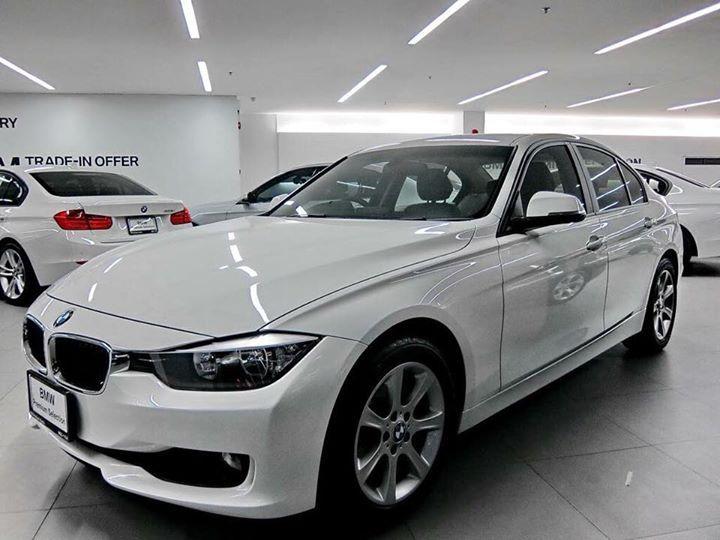 *** รถสวย ขึ้นโชว์รูมวันนี้ !!!!  *** BMW 316i (F30) *** สีขาว เมทาลิค เบาะภายในสีเบจ *** ปี 2014 จดทะเบียนปี 2015 *** BSI คุ้มครองถึง 23/11/2019 *** ไมล์ 38,634 km. !!!!!!!!  #รถสวย #รถศูนย์ #รถคัดสภาพเกรดA  *** ราคาพิเศษเพียง 1,395,000 บาทเท่านั้น !!!!  สนใจติดต่อ.  📞 081- 4548978 แจ็ค ID Line : Jackybmwr4  Bmwsecondhand รับซื้อขายแลกเปลี่ยนรถ BMW มือสองทุกรุ่นราคาสูงสุด #ตัวแทนจำหน่ายอย่างเป็นทางการ  #ให้ราคารถเก่าสูงสุด BMW Premium Selection Rama 4 By Millenniumauto…