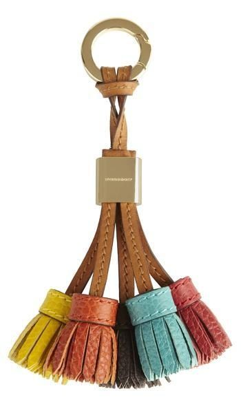 Burberry Tassel Key Charm ♥