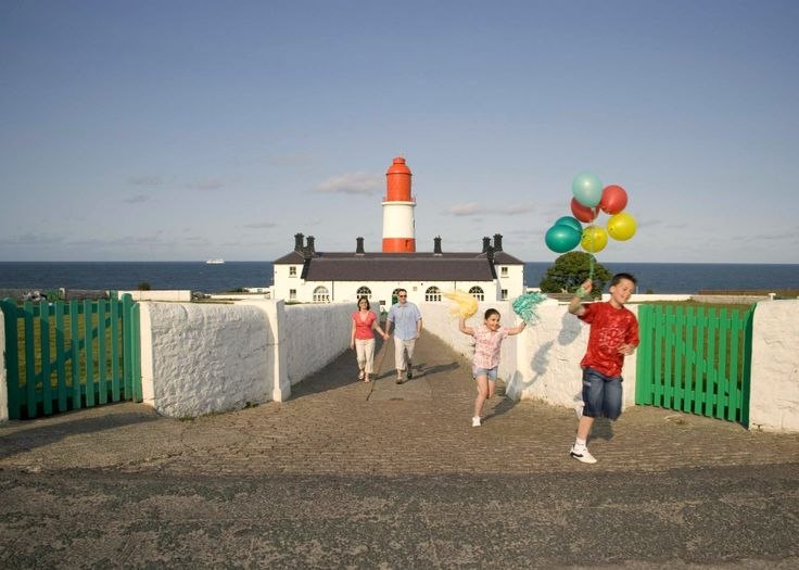 Family fun to be had at Souter Lighthouse including craft classes, fairs and more.