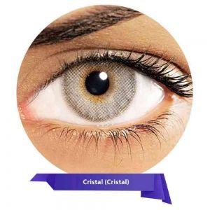 Solotica - Natural Colors (NC) Non Prescription Contact Lenses in Crystal…