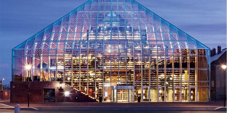 Bibliotheek de Boekenberg Spijkenisse
