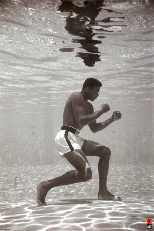 this one is a classic - Cassius Clay
