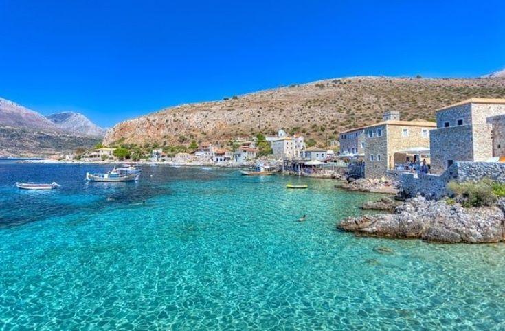 Λιμενι Μανη - Το πέτρινο χωρίο της Μάνης που ξεπροβάλει απο την θάλασσα Σας ενδιαφέρουν                          10 Απελπισμένοι άνθρωποι που συνειδητοποίησαν ότι ...