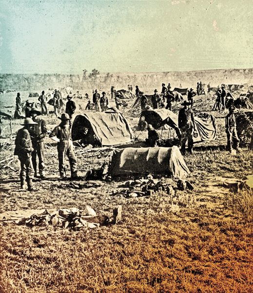 single men in camp crook When 170 us cavalry rode into the yavapai camp the two tolkepaya yavapai men entered the army's camp date creek and crook's war against the yavapai.