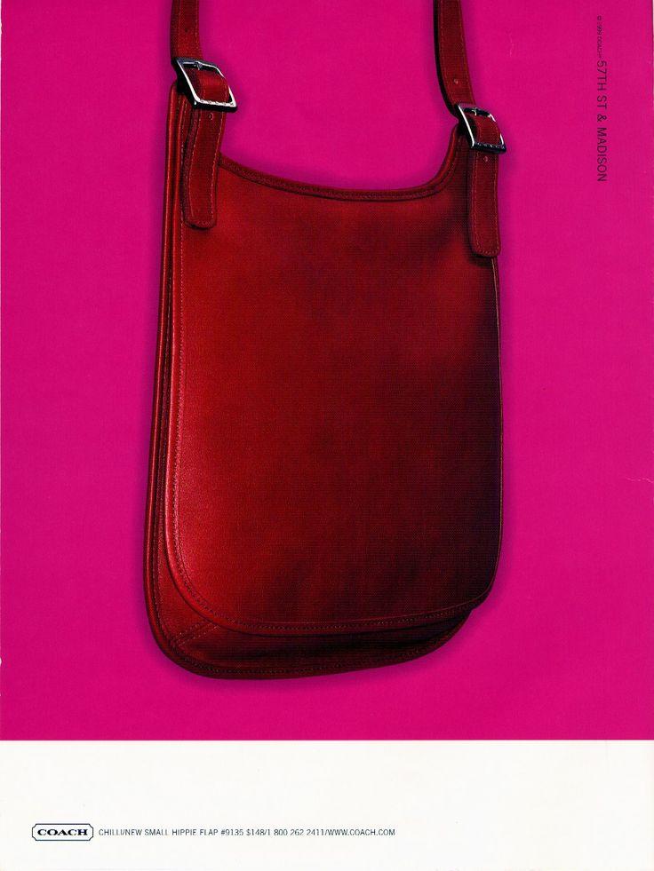 coach purse outlet store zckd  Berry chic: a 1999 Coach catalogue 路 Coach Handbags OutletCoach