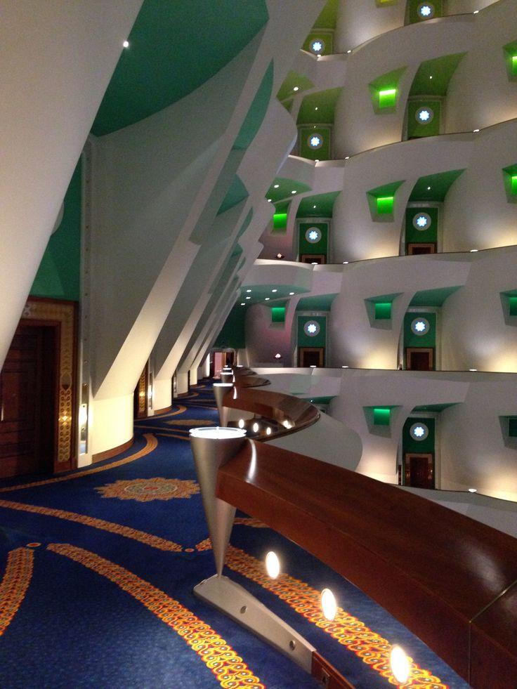 Burj al arab inside from the 11th floor the best hotels for Burj al arab hotel inside