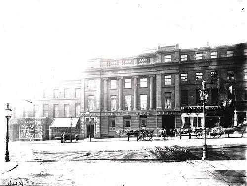 Grey Street 1900