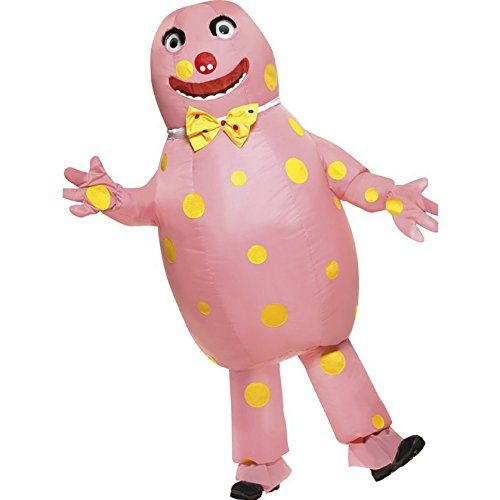 awesome       £47.06  Blobby Blobby Blobby! If you're looking for a really funny costume that will have people in hysterics then you can't get much ...  Check more at http://fisheyepix.co.uk/shop/adults-mr-blobby-inflatable-fancy-dress-costume-one-size-fits-most/