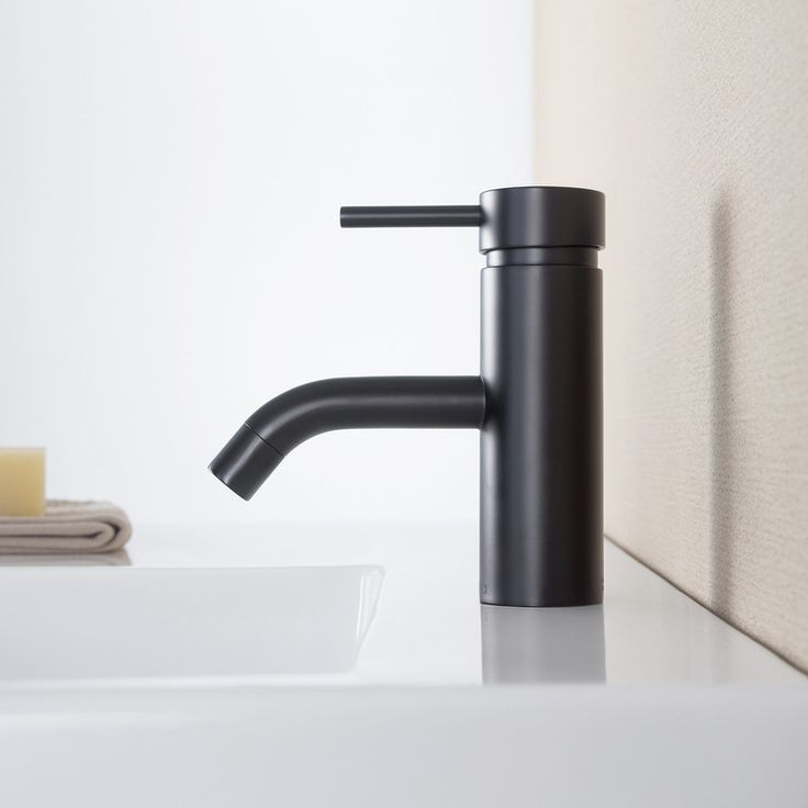 Black Bathroom Taps : bathrooms mixer black bathrooms bathrooms ideas liano basin taps ...