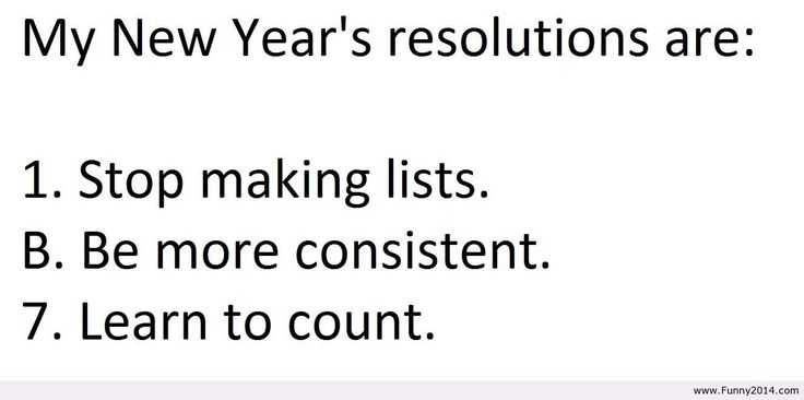 New-Year-resolutions-30000 - Clicky Pix #RealisticResolutions #JulepQuotes