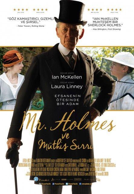 Mr. Holmes ve Müthiş Sırrı 2015 Türkçe Altyazılı izle