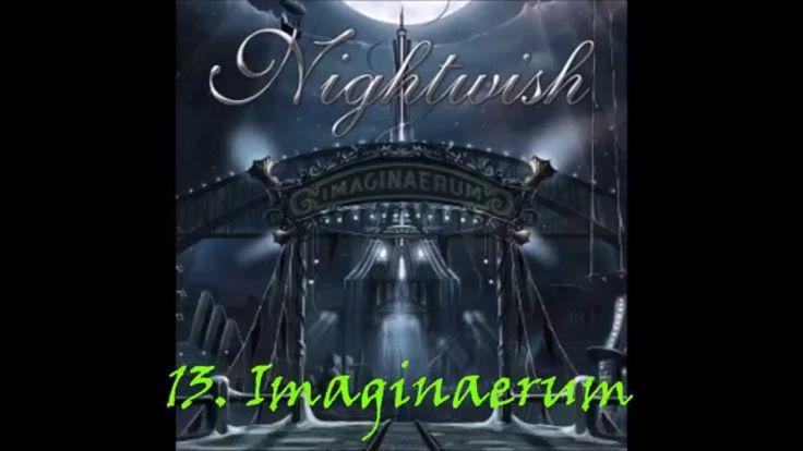 Nightwish - Imaginaerum CD 2 full (Instrumental)