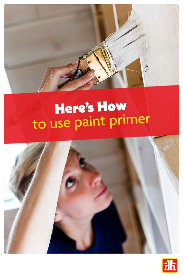 Painting can be tough when you're not sure what you're doing. Here's how to make sure you use primer the right way!