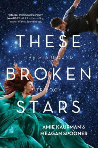 """Beautiful. Heart-warming. Gorgeous. Exquisite. Cleverly written and a beautifully drawn story, with even better characters, These Broken Stars is one for everyone to try out. An almost flawless read."" YA Midnight Reads"