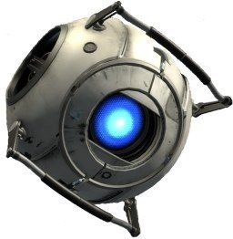 """I got Wheatley! Love Wheatley so much. Which """"Portal 2"""" Character Are You?"""