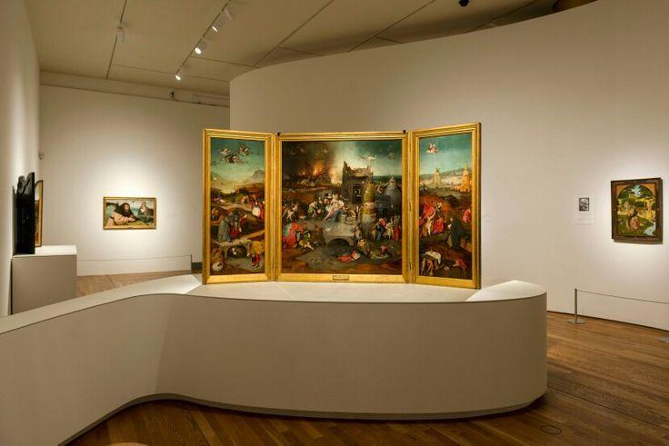 Exposicion del Bosco. Museo del Prado